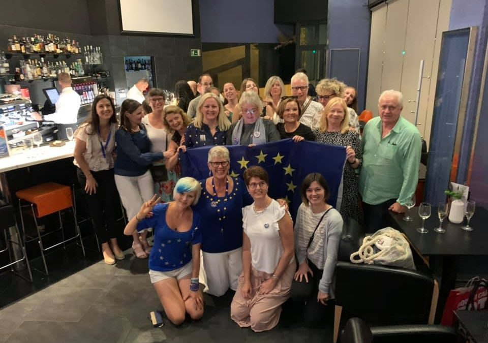 Brexit: The impact on EU and British Citizens. Conference on the 3rd Oct 2019 at the Princess Hotel Barcelona